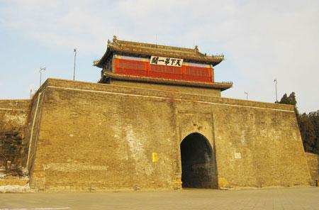 河南旅游公司,郑州旅行社,河 北山海 关