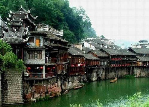 郑州旅游公司,河南旅游公司,郑州青年旅行社,龚滩古镇