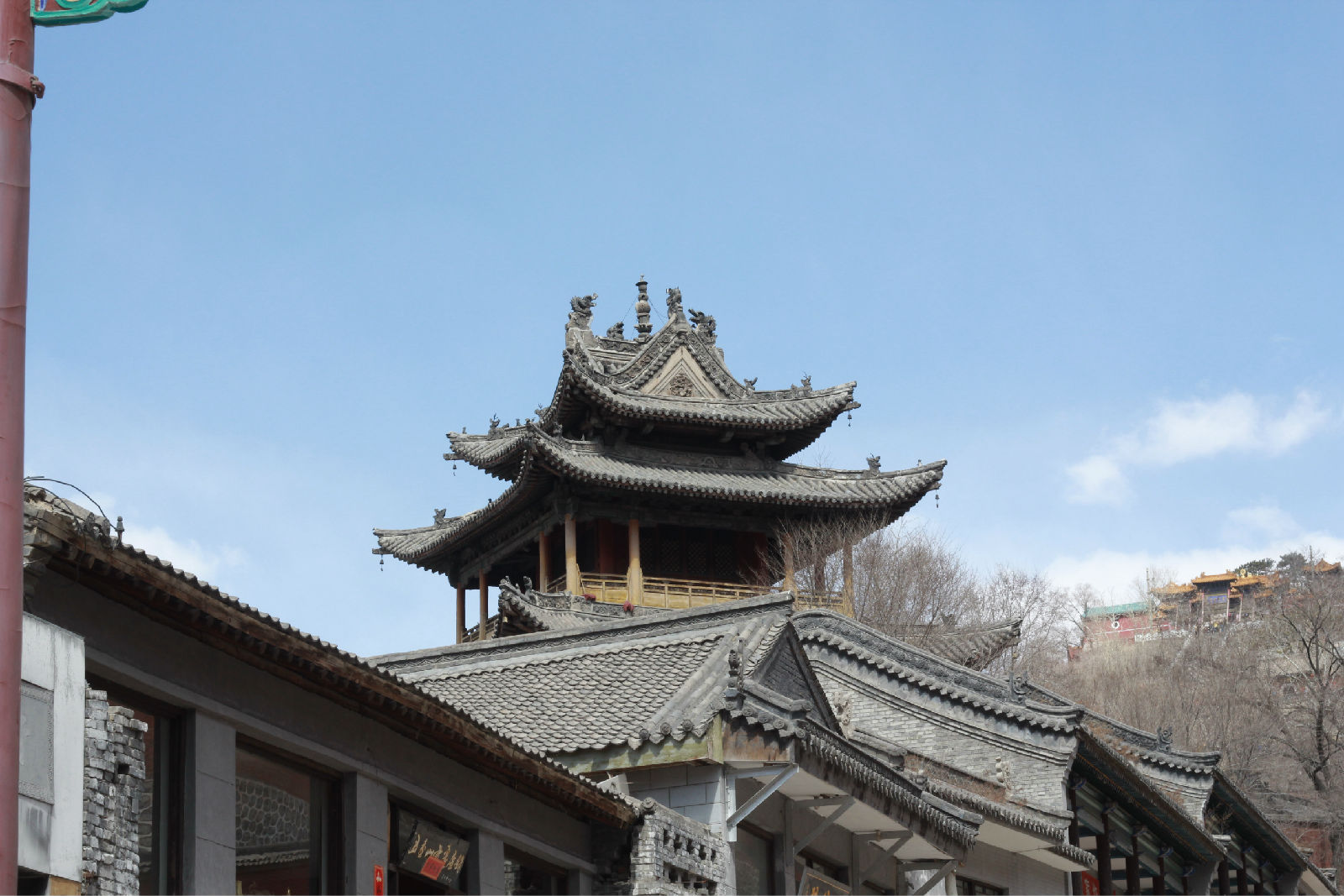 河南中青旅,郑州中青旅,五 台山