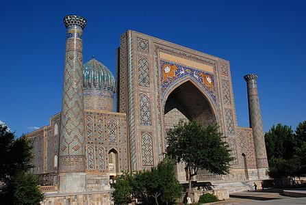 河南中青旅,郑州青旅,乌兹别克斯坦