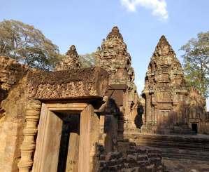 金色吴哥:柬埔寨+吴哥窟五晚六日游