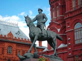 火车游俄罗斯莫斯科圣彼得堡十三日游(去程火车,回程飞机)