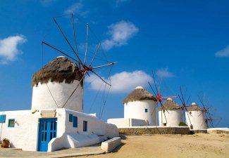 品季系列:希腊一地双岛+升级悬崖八日游(汉莎航空)
