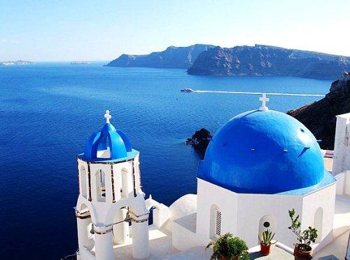 品季系列:希腊一地悬崖酒店八日游(卡航)