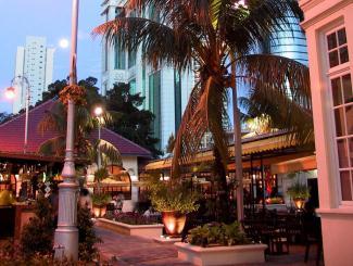 奢华港丽版:遇见双国新加坡+巴厘岛六晚八日游