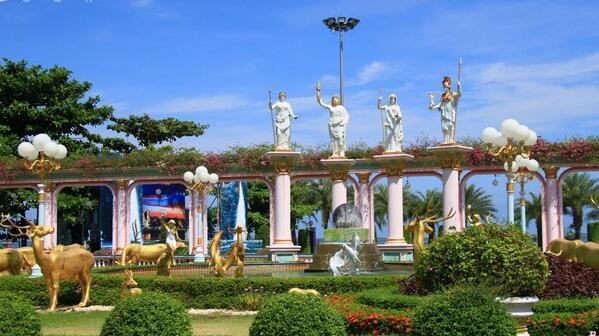 钻石泰国:曼谷芭提雅+大城六日游