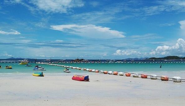 爱尚沙美岛:曼谷芭提