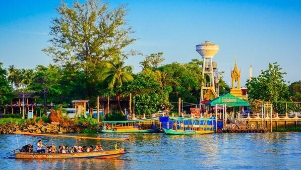 尊享希尔顿:泰国曼谷芭