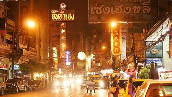 金牌璀璨:泰国曼谷、