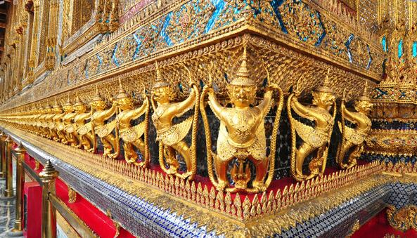 至臻无忧:泰国曼谷芭