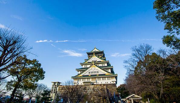 日本东京+京都+富士山