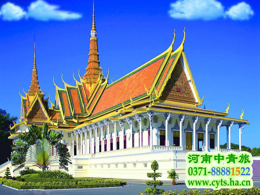 纯玩泰国:曼谷芭提雅+沙