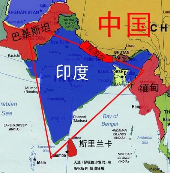 马尔代夫旅游线路图