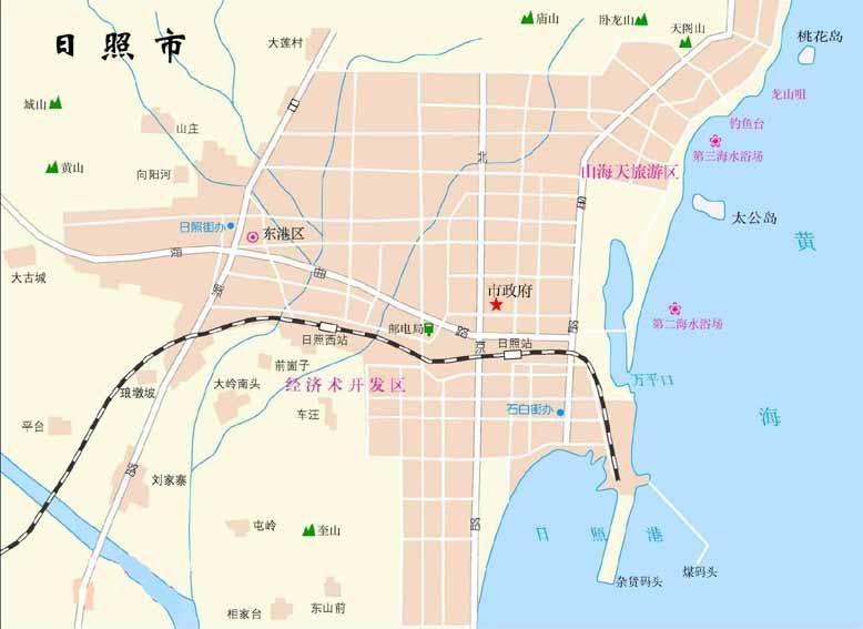 河南青年旅行社,郑州旅行社,山 东日 照