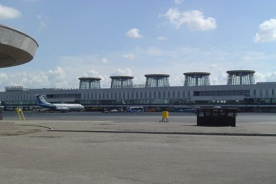 郑州旅行社,河南旅行社,河南中青旅,俄 罗斯圣彼得堡普尔科沃机场
