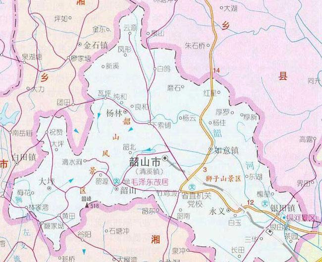 河南青年旅行社,郑州旅行社,湖 南韶 山