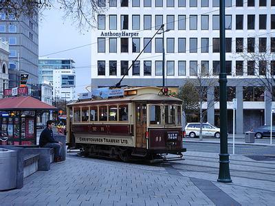 河南旅行社,河南中青旅,河南青旅,新 西兰复古电车