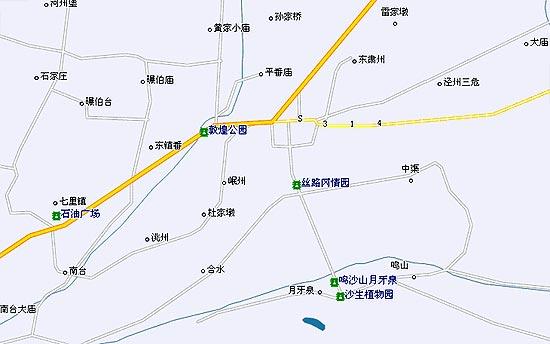 郑州旅游公司,河南旅游公司,中国青年旅行社,敦 煌市交通图