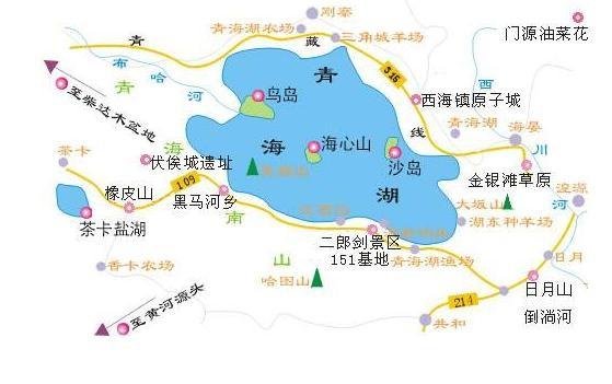 郑州旅游公司,河南旅游公司,中国青年旅行社,青 海景点分布图