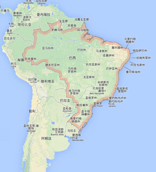 河南青旅,郑州旅行社,巴 西