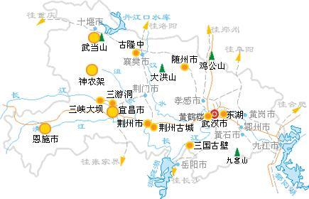 郑州旅游公司,河南旅游公司,郑州青年旅行社,湖 北地图