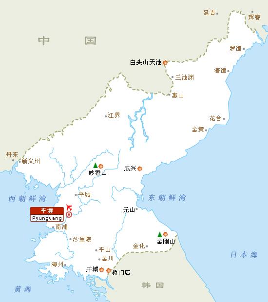 河南青旅,郑州旅行社,朝 鲜