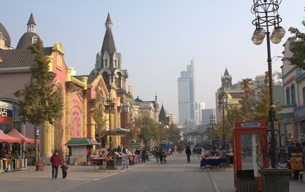 河南中青旅,郑州青年旅行社,东 北大 连