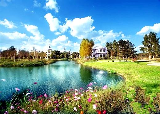 郑州青旅,郑州中青旅,河南中青旅,俄 罗斯拉加多湖