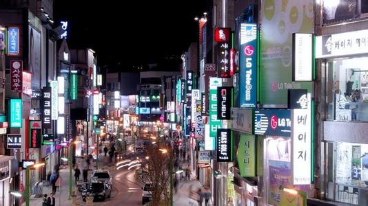 郑州旅游公司,河南旅游公司,郑州青年旅行社,韩 国釜山国际市场
