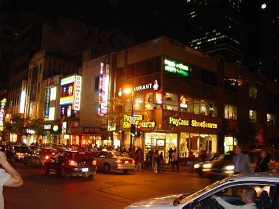 郑州旅游公司,河南旅游公司,郑州青年旅行社,加拿 大圣凯瑟琳街