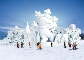 雪景传奇:哈尔滨、亚布力滑雪、民俗村、中国童话雪乡双卧八日游