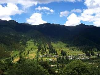 拉萨纳木错林芝珠峰双卧十三日游