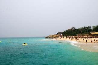 纯净海洋:海南三亚双飞五日游