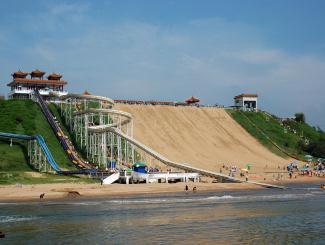 尊享游:秦皇岛、南北戴河、沙雕大世界、乐岛双卧五日游