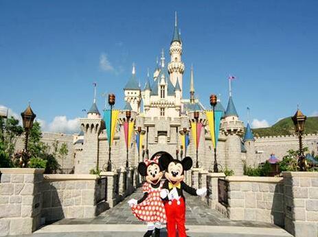 乐享上海迪士尼二次入园纯玩双卧五日游