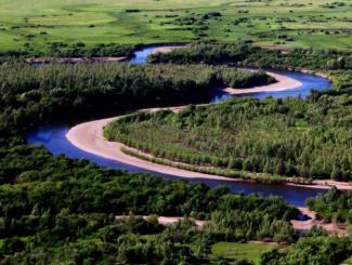 骑行哈素海:希拉穆仁草原、银肯响沙湾、哈素海骑行双飞五日游