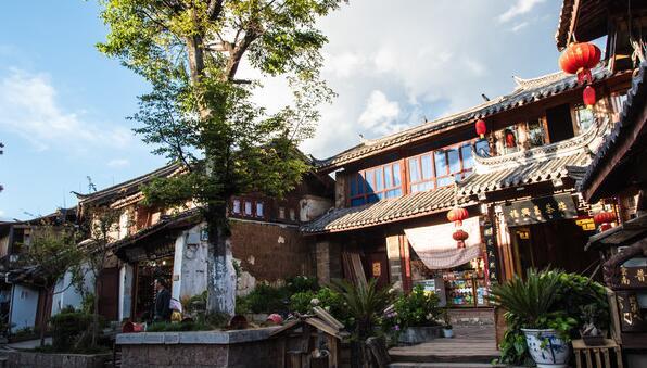 玩家天堂:丽江、大理、香格里拉、泸沽湖六日游