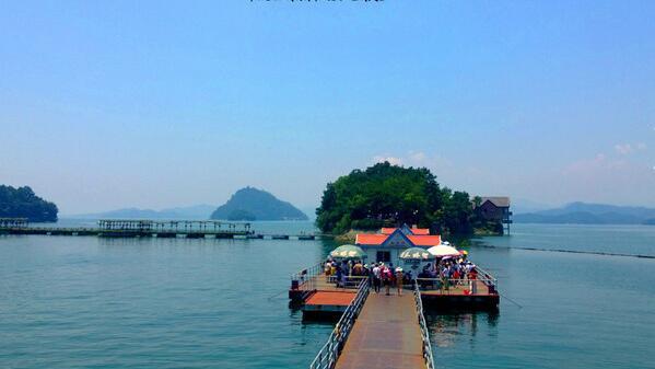 山水华东:上海杭州乌镇+千岛湖黄山双飞六日游