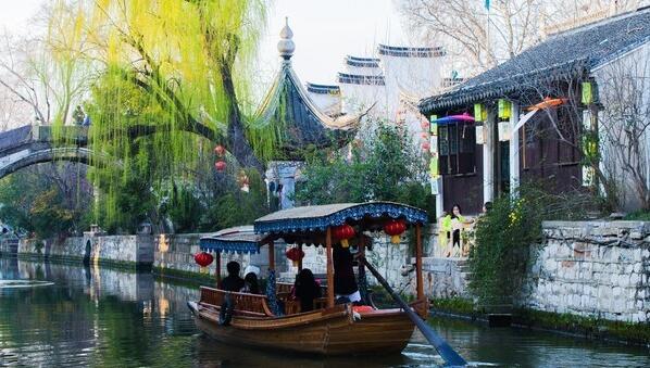 玩转江南:扬州+华东五市乌镇南浔双卧七日游