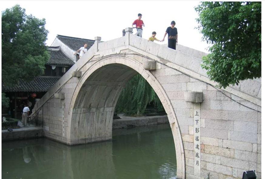 西塘卧龙桥