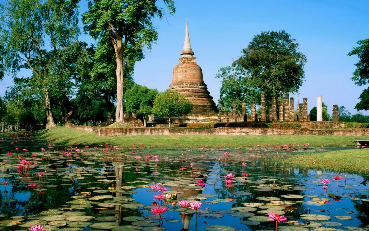 """泰国""""天使之城""""――曼谷"""