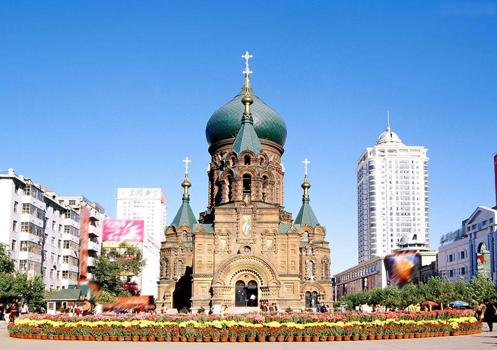 河南青年旅行社,郑州青旅,东 北哈 尔滨