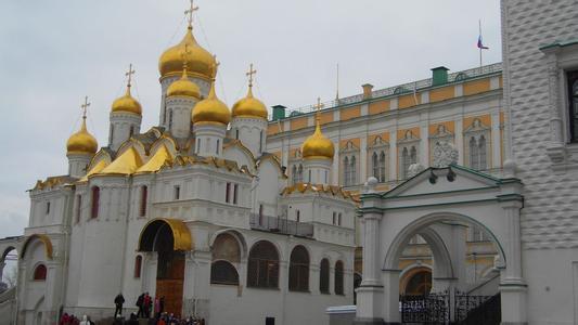 河南青旅,河南中青旅,河南旅行社,俄 罗斯圣母领报大教堂