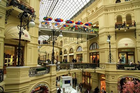 河南青旅,河南中青旅,河南旅行社,俄 罗斯莫斯科古姆国立百货商店