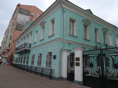 郑州青旅,郑州中青旅,河南青旅,俄 罗斯普希金故居博物馆