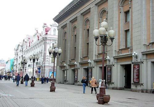 郑州青旅,河南青旅,河南中青旅,俄 罗斯阿尔巴特街