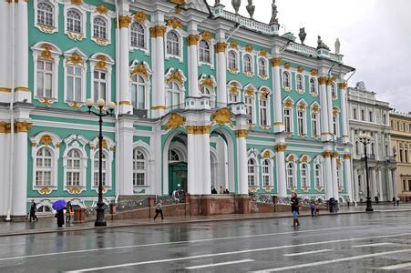 郑州旅行社,河南旅行社,河南中青旅,俄 罗斯圣彼得堡冬宫