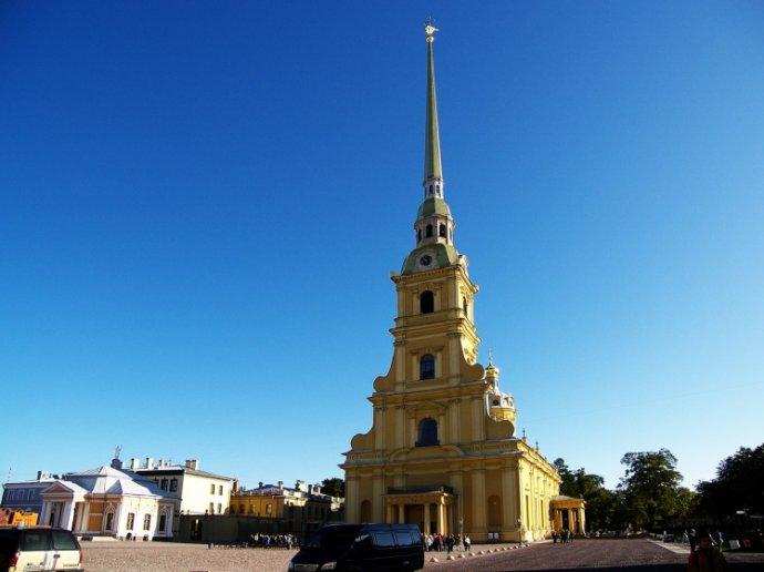 郑州青旅,郑州旅行社,河南旅行社,俄 罗斯圣彼得堡罗大教堂