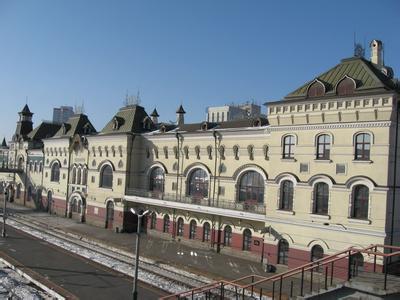 郑州旅行社,郑州中青旅,河南中青旅,俄 罗斯符拉迪沃斯托克火车站