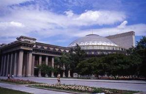 郑州旅行社,郑州青旅,郑州中青旅,俄 罗斯国立新西伯利亚歌剧舞剧院